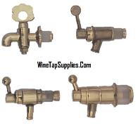 small brass taps for infusion jars